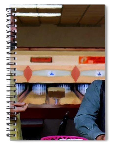 The Big Lebowski  Spiral Notebook