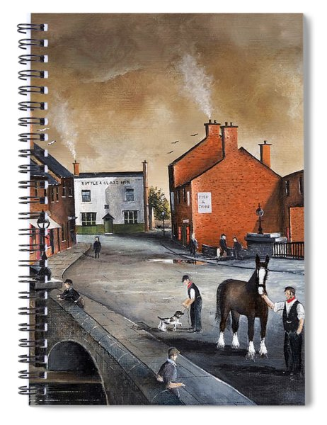 The Blackcountry Village Spiral Notebook