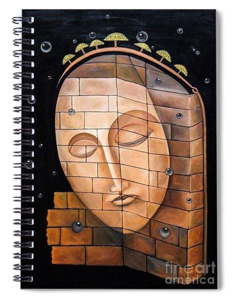 The Corner Spiral Notebook