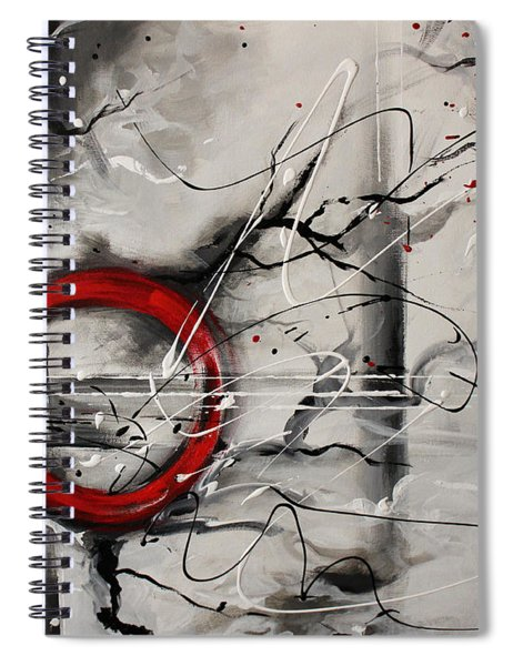The Power From Within Spiral Notebook