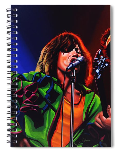 The Rolling Stones 2 Spiral Notebook