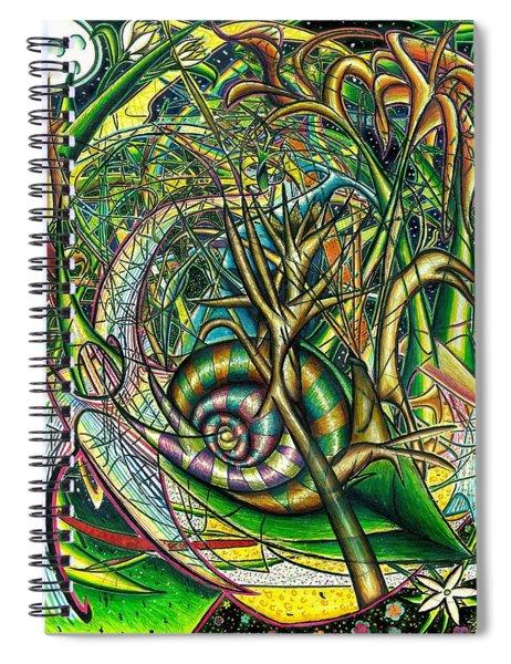 The Snail Spiral Notebook