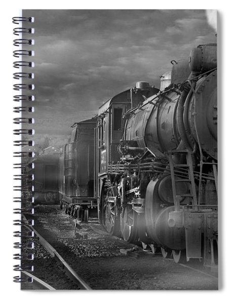 The Yard Spiral Notebook