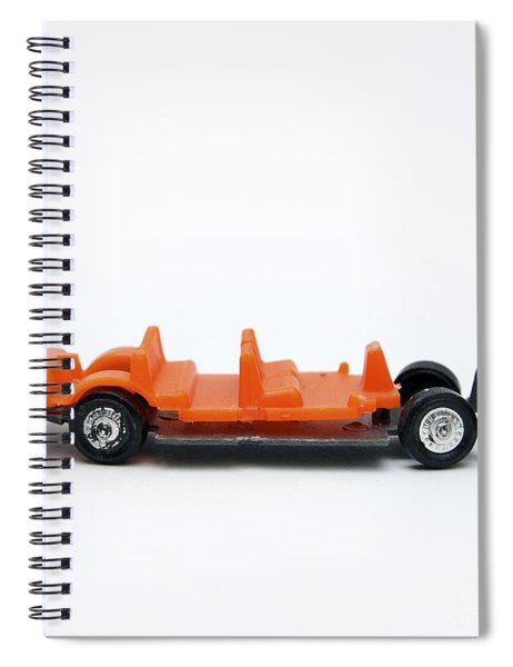 Toy Car Spiral Notebook