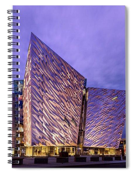 Unsinkable Spiral Notebook