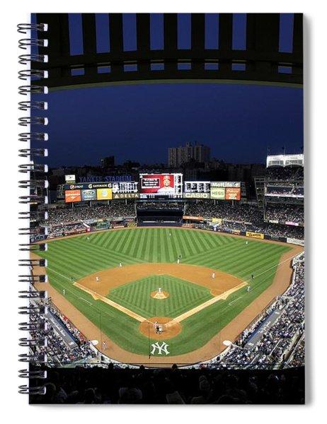 Yankee Stadium 2 Spiral Notebook