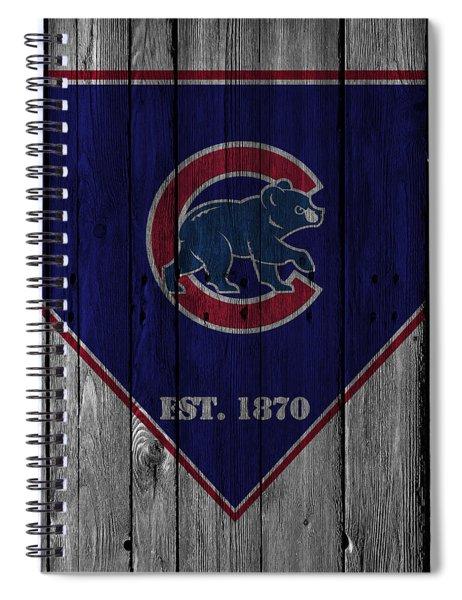 Chicago Cubs Spiral Notebook