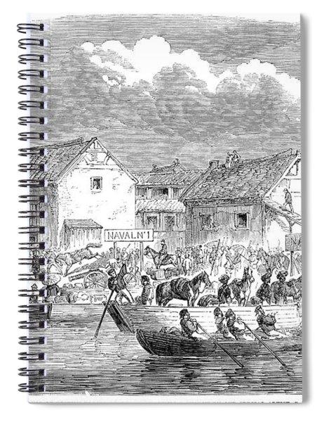 Second Opium War, 1860 Spiral Notebook