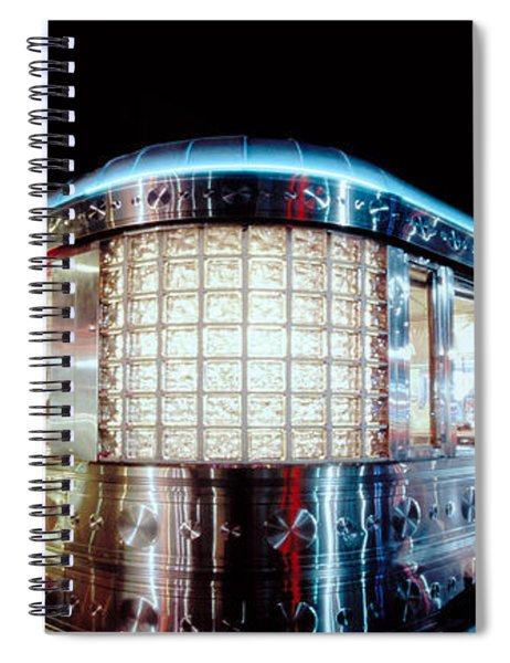 11th Street Diner Spiral Notebook