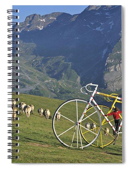 120520p230 Spiral Notebook