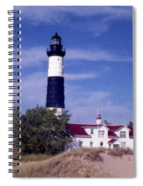 Big Point Sable Spiral Notebook