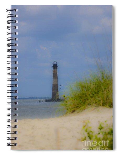 Wood View Spiral Notebook