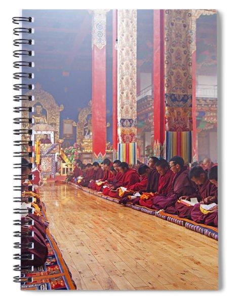 141220p194 Spiral Notebook