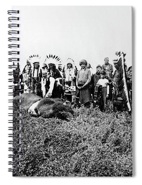 Geronimo (1829-1909) Spiral Notebook