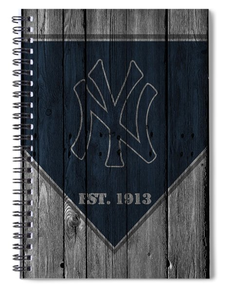 New York Yankees Spiral Notebook