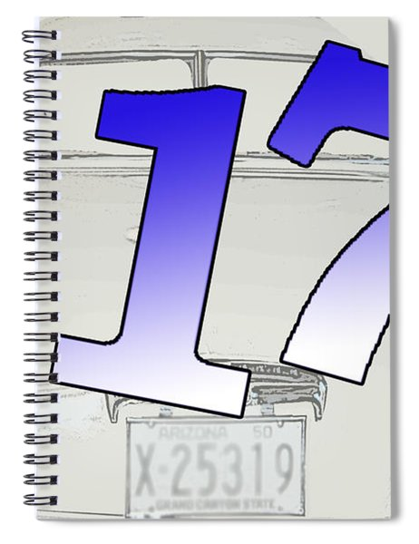 17th Birthday Spiral Notebook
