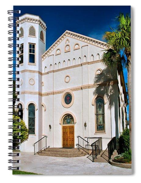 1872 Spiral Notebook