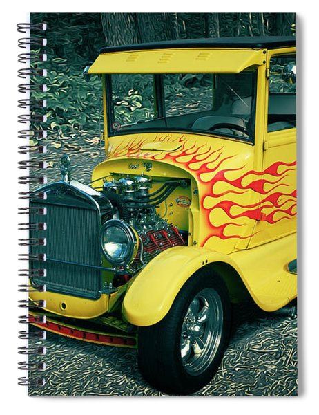 1927 Ford Model T Spiral Notebook