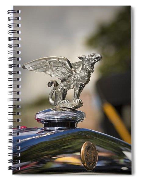 1928 Gardner Model 8-85 Sport Roadster Spiral Notebook