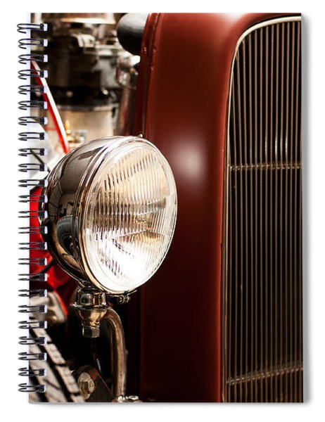 1932 Ford Hotrod Spiral Notebook