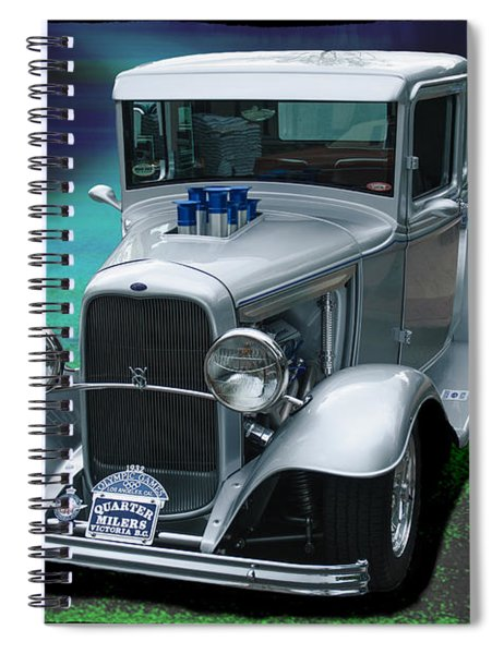 1932 Ford Pickup Spiral Notebook