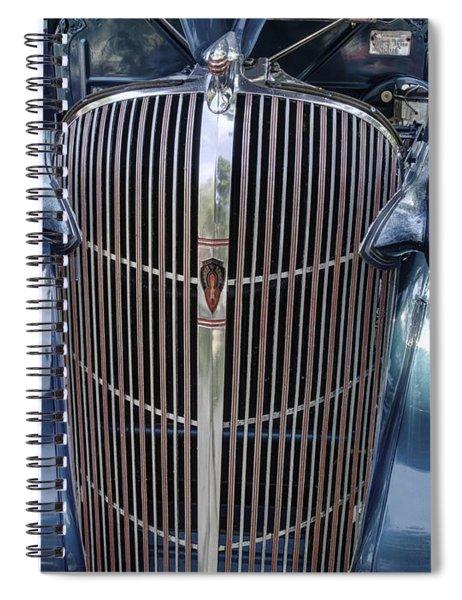 1936 F-36 Oldsmobile Touring Sedan  Spiral Notebook