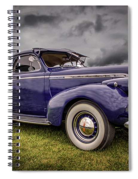 1940 Special Deluxe Spiral Notebook