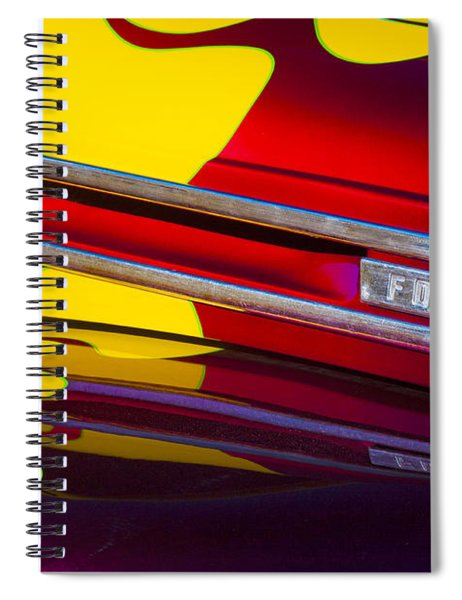 1948 Ford Panel Truck Spiral Notebook