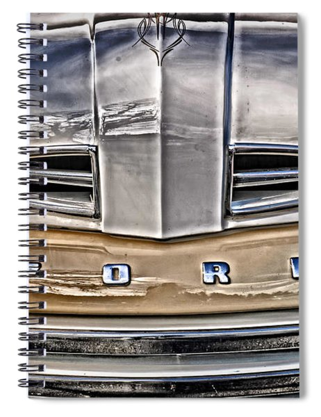 1948 Ford Pickup Spiral Notebook