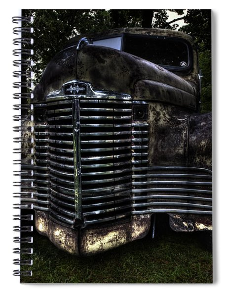 1948 International Truck Spiral Notebook