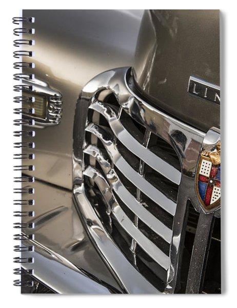 1948 Lincoln Spiral Notebook