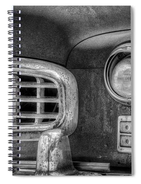 1950 Nash Statesman Spiral Notebook