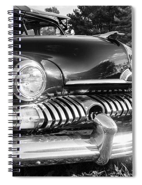 1951 Mercury Coupe - American Graffiti Spiral Notebook