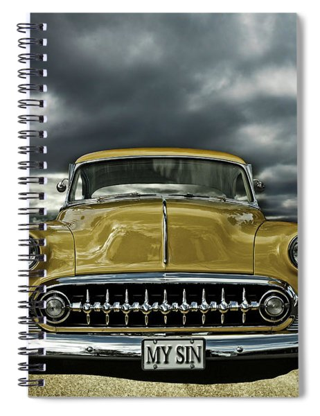 1953 Chevy Spiral Notebook