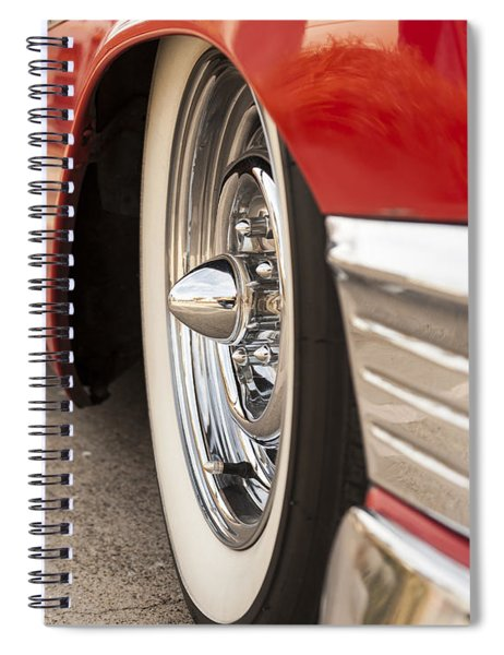 1956 Chevy Custom Spiral Notebook
