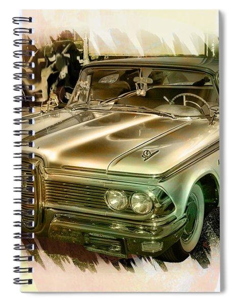 1959 Edsel Spiral Notebook