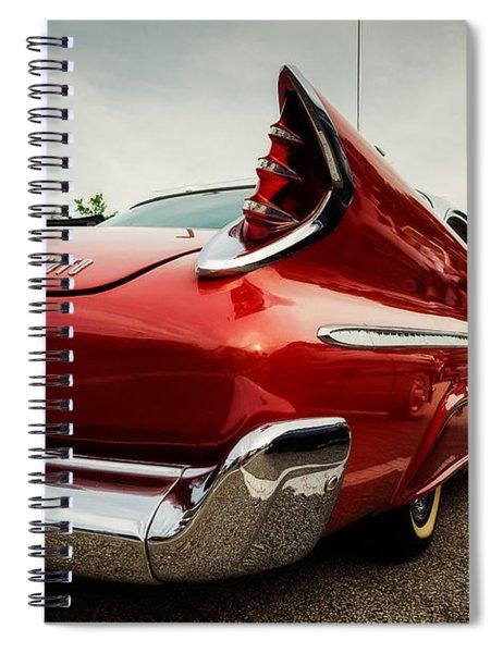 1960 Desoto Fireflite Three Quarter Rear Spiral Notebook