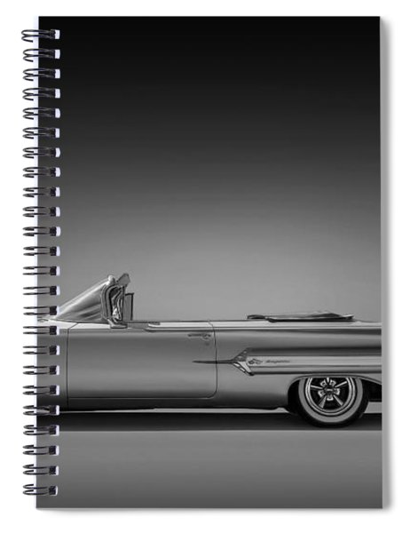 1960 Impala Convertible Coupe Spiral Notebook