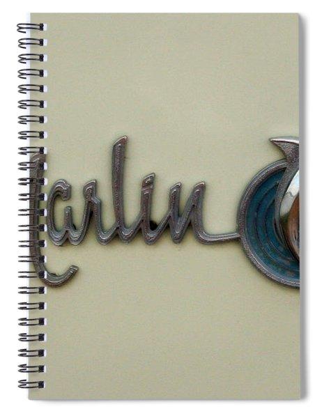1965 Rambler Marlin Spiral Notebook