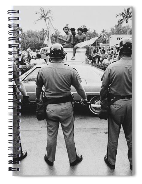 1972 Republican National Convention Spiral Notebook
