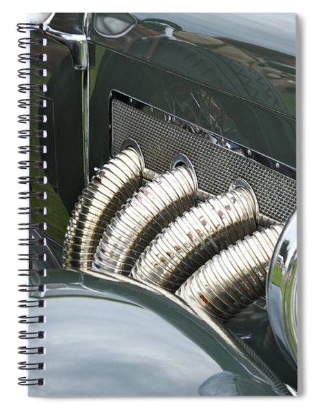 1932 Duesenburg Spiral Notebook