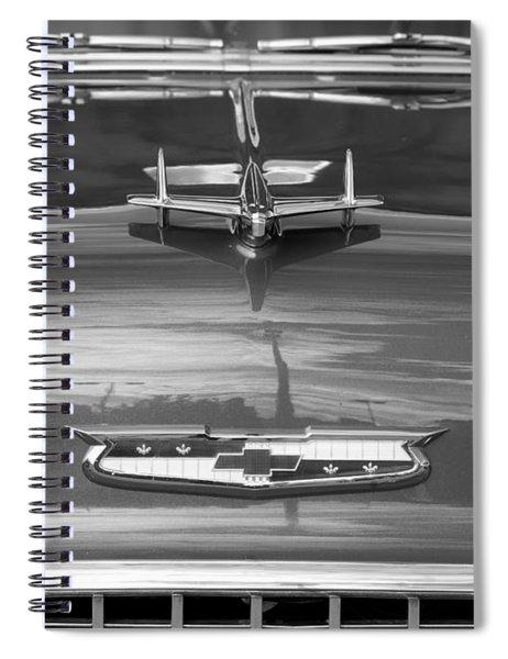 1955 Chevrolet Bel Aire Spiral Notebook