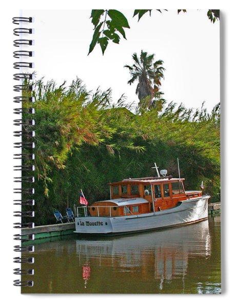 A Delta Hideaway Spiral Notebook