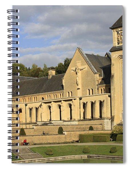 Abbey France Spiral Notebook