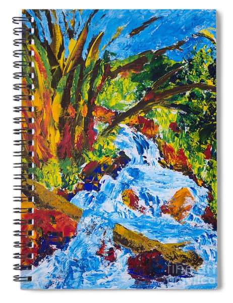 Burch Creek Spiral Notebook
