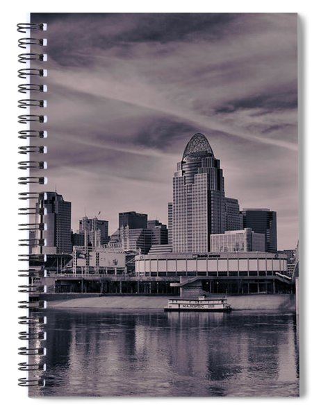 Cincinnati Spiral Notebook
