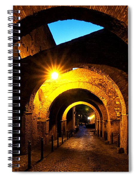 Clivo Di Scauro Spiral Notebook