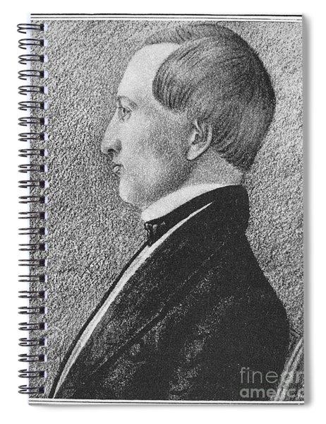 Crawford Williamson Long Spiral Notebook