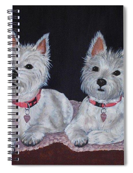 2 Cute Spiral Notebook