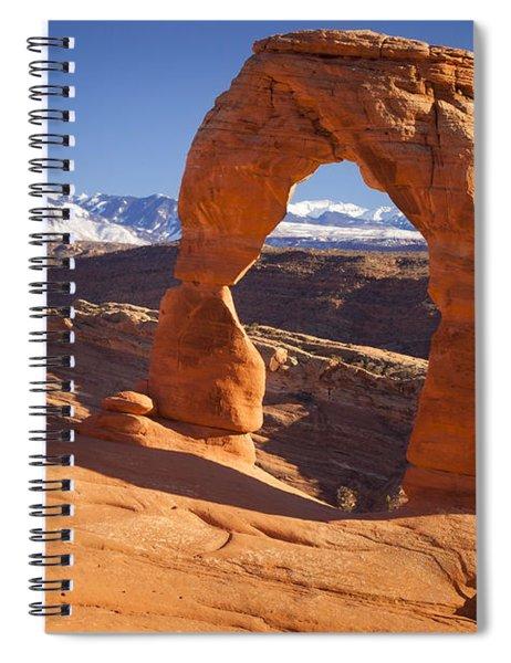 Delicate Arch  Spiral Notebook